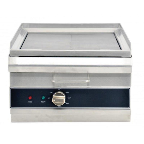 "Nella 16.5"" Countertop Electric Griddle / Charbroiler - 41885"