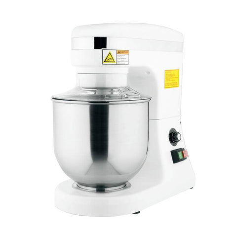 Nella 7 Qt. Countertop Baking Mixer - White - 44306