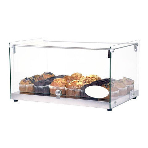Nella 35L Countertop Bakery Display Case - 44371