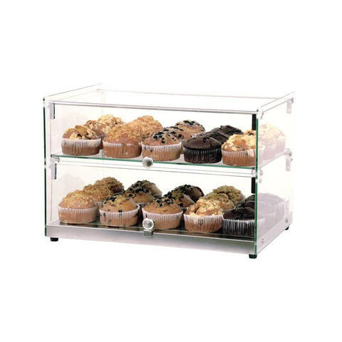 Nella 50L Countertop Bakery Display Case - 44373