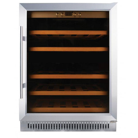 Nella 51 Bottle Single Zone Wine Cooler - 45261