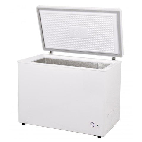 Nella 8.1 Cu. Ft. Chest Freezer with Solid Flat Top - 45296