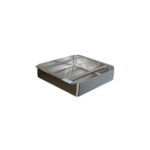 Nella Stainless Steel Pre-Rinse Basket - 28488