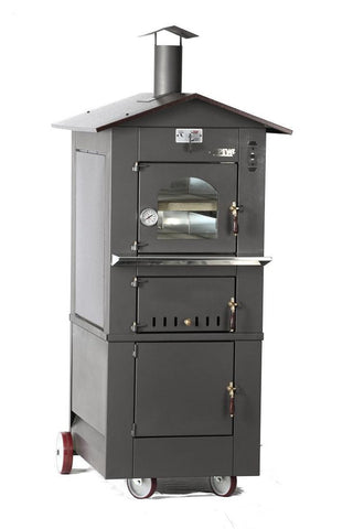 Peva S15 Stainless Steel Wood Burning Oven