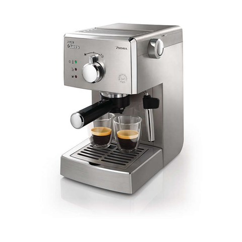 SAECO Poemia Top Espresso Machine, Stainless Steel - HD8327/47