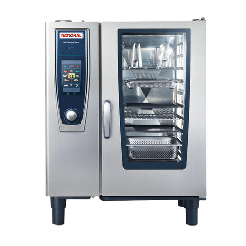 Rational SelfCookingCenter 5 Senses Combi Oven - Model SCC 101E