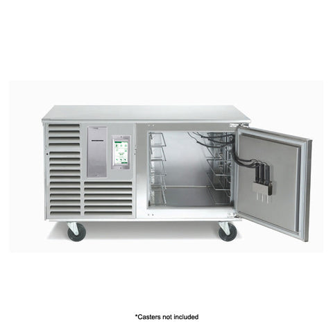 "Traulsen TBC5 Spec-Line Undercounter 5-Pan Blast Chiller with 6"" Legs"