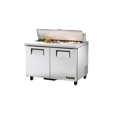 "TRUE 48"" 12 PAN SALAD/SANDWICH PREP TABLE - TSSU-48-12-HC - Nella Cutlery Toronto"