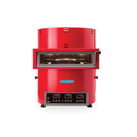 TurboChef Fire FRE-9600-1 Countertop Pizza Oven - Red