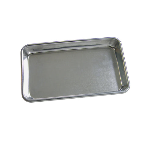"Update International 6"" x 10"" Aluminum Bun Pan - ABNP-13"