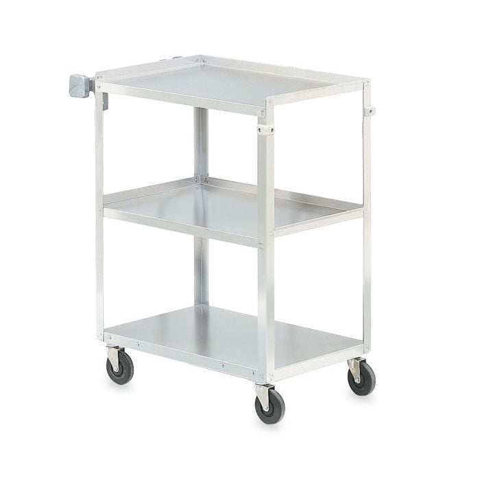 Vollrath 97120 Stainless Steel 3 Shelf Utility Cart 15 5 X 27 5 X Nella Online
