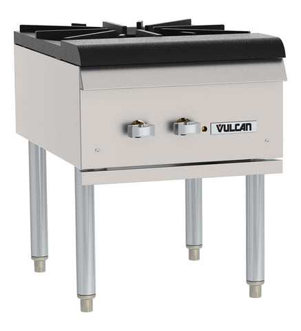 Vulcan VSP100 Natural Gas Stock Pot Range