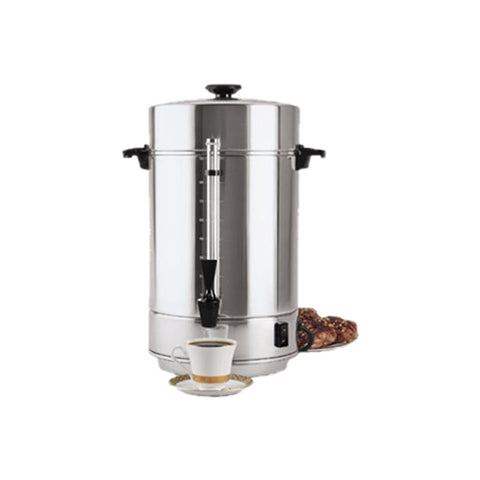 West Bend 100 CUP COMMERCIAL COFFEE MAKER - 58001R