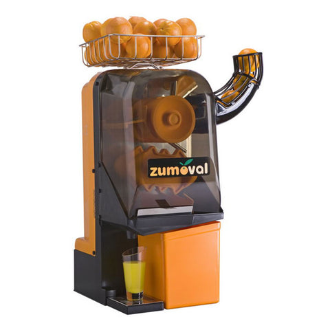 Zumoval Minimax Compact Citrus Juicer with Automatic Shower - 15 Fruits/Minute - 39518