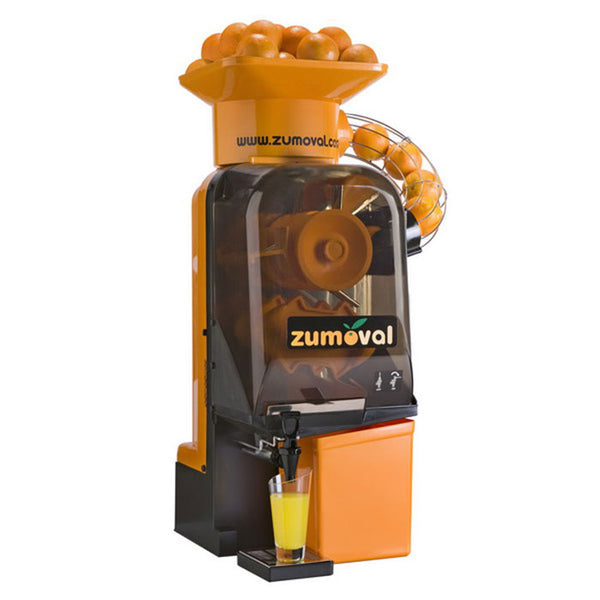 Zumoval Minimatic Compact Citrus Juicer With Automatic