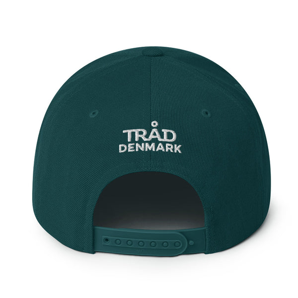 Coffee Snapback by Tråd Denmark