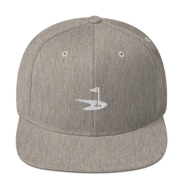 Golf Snapback by Tråd Denmark