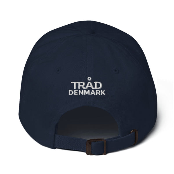 Flower Dad Cap by Tråd Denmark