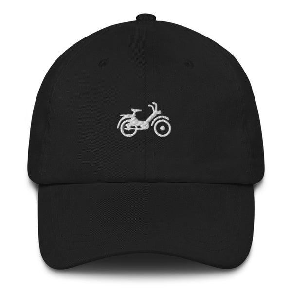 Moped Dad Cap