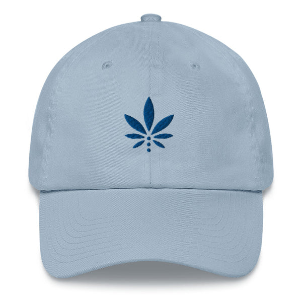 Cannabis Dad Cap by Tråd Denmark