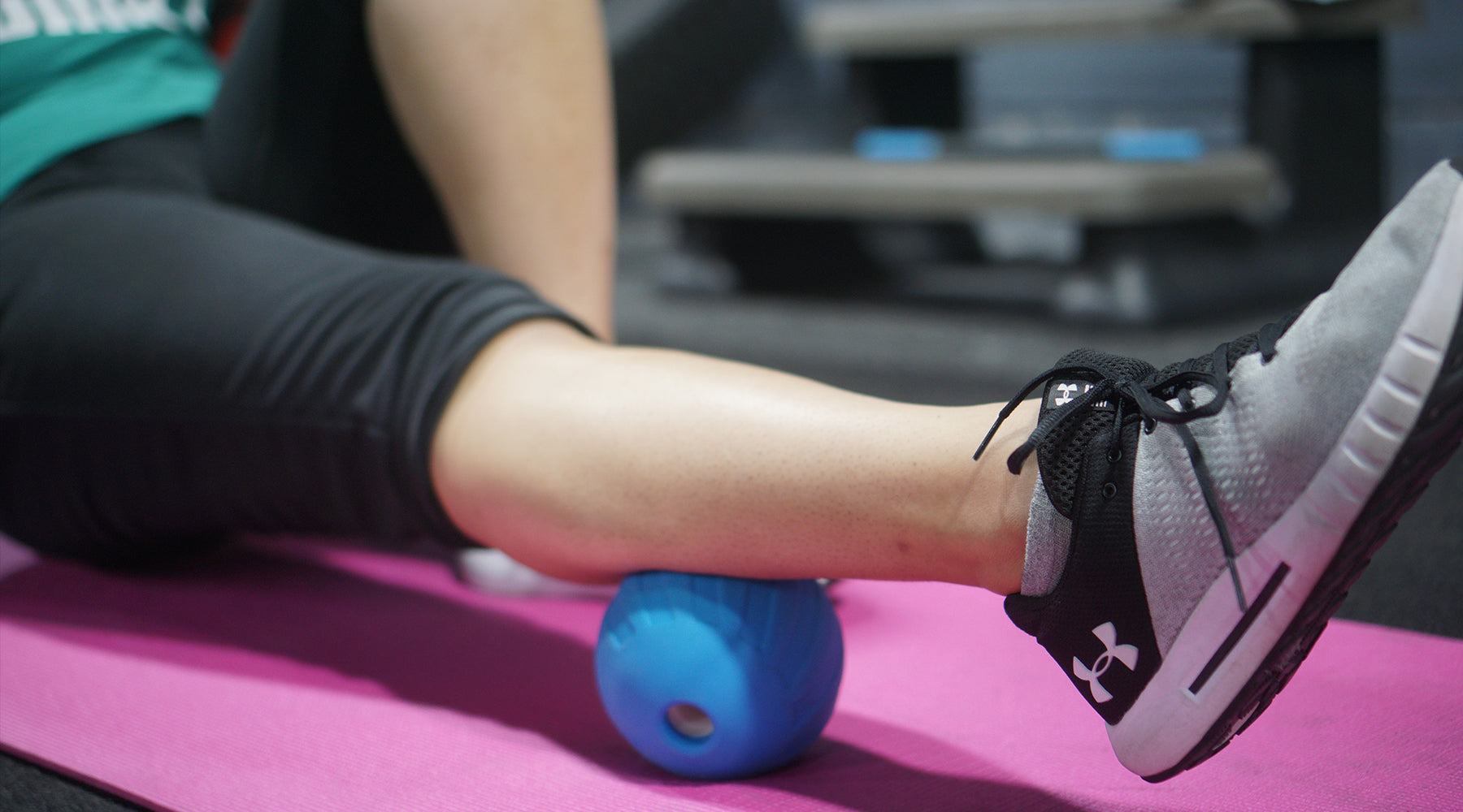 Feeling Soreness Or Pain When Running? Try Self Myofascial Release. Your Performance Depends On It.