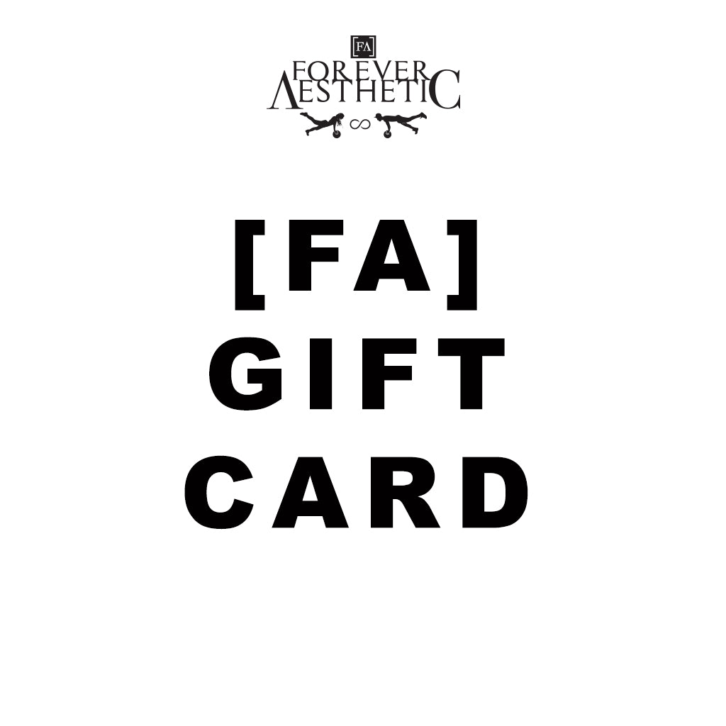 Forever Aesthetic Co. Gift Card
