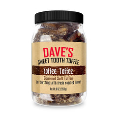 Coffee Toffee Best Toffee | Dave's Sweet Tooth Toffee