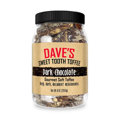 Dark Chocolate Toffee Best Toffee | Dave's Sweet Tooth Toffee