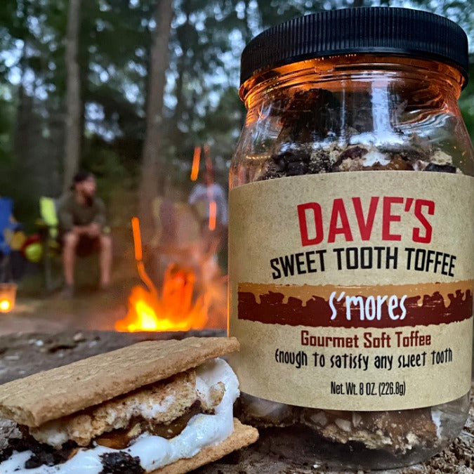 S'mores Toffee