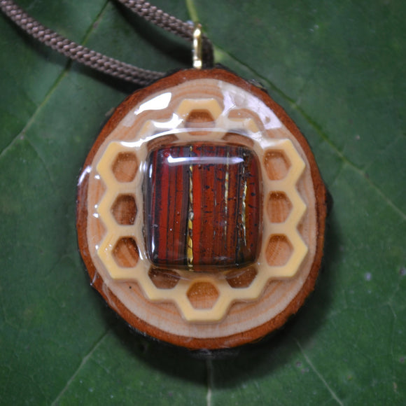 IRON TIGER'S EYE