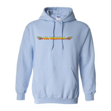 Flame Wing Hoodie (More Colors)