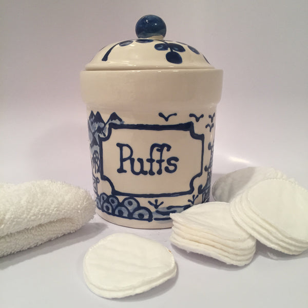 "Small ""Puffs"" Canister"