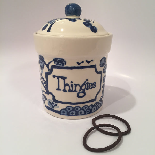 "Small ""Thingies"" Canister"