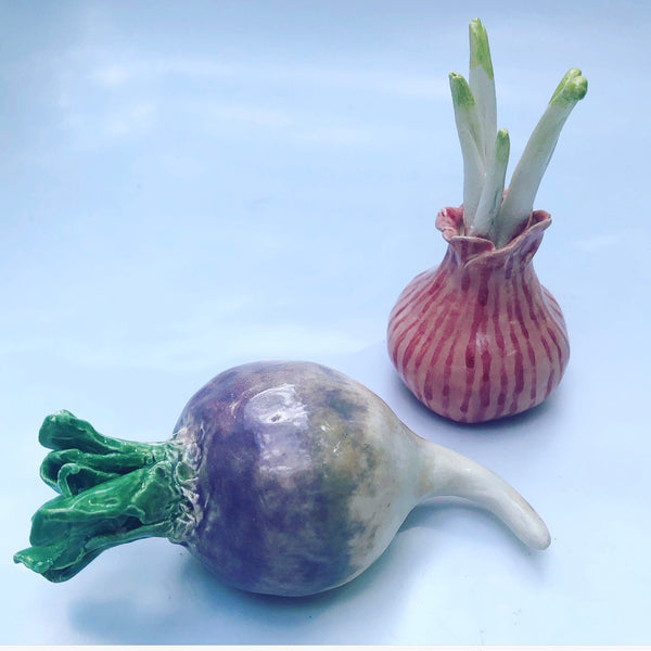 Porcelain Turnip