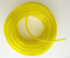 FKS Fuel Line - Yellow - Semi Transparent