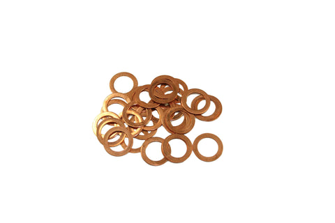 Copper Spark Plug Indexing Washer