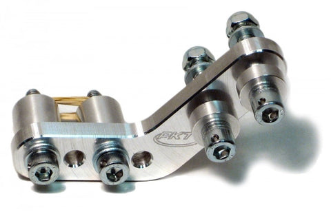 PKT Praga Motor Mount & Brake Caliper Bracket