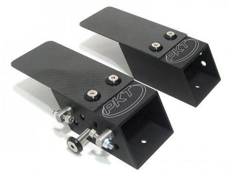 "PKT 2"" CF Pedal Risers for Billet Pedals"