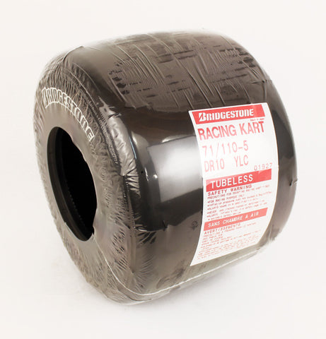 Bridgestone 11X7.10-5 YLM Kart Racing Slick