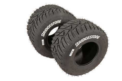 Bridgestone 11X6.00-5 YNP  Kart Racing Rain Tire