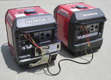 Honda EU3000iS Generator - Electric Start