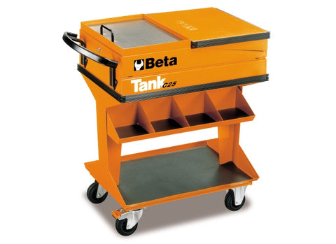 Beta Tools Tank Trolley With Shelf
