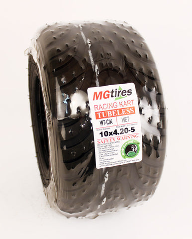 MG Rain Tires 10X4.20-5 WT