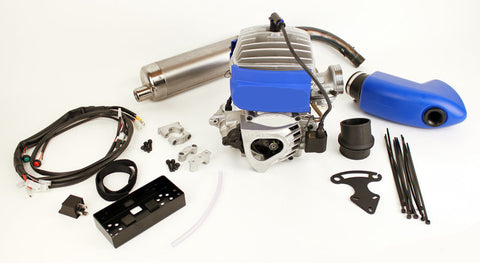 Iame Mini Swift 60cc Engine Package - Complete