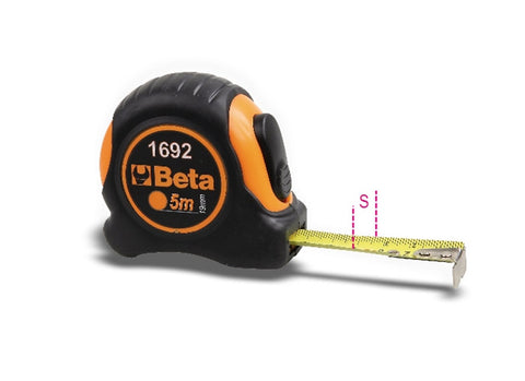 Beta Tools 1692 /2-Measuring Tape 2MT