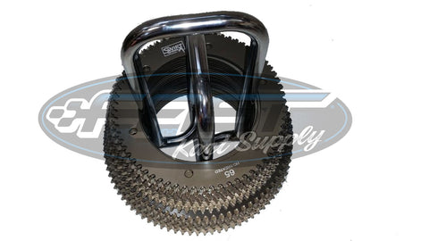 Loaded Sprocket Carrier - 65T to 87T - 3 FREE Sprockets!