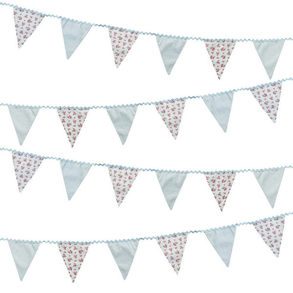 TRULY SCRUMPTIOUS<br>FABRIC BUNTING