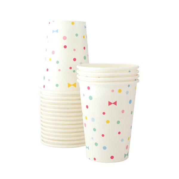 SUMMER BOWS CUPS<br>(12 pack)