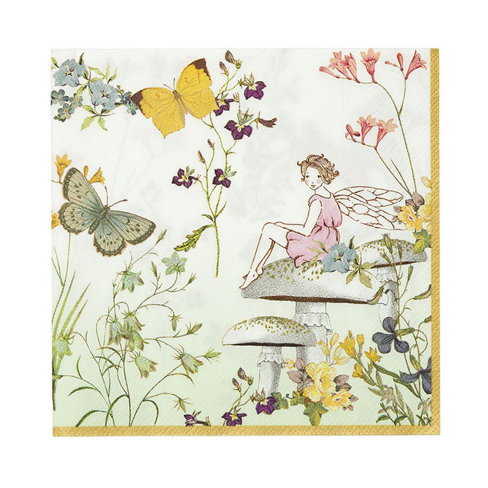 TRULY FAIRY NAPKINS<BR> (20 PACK)