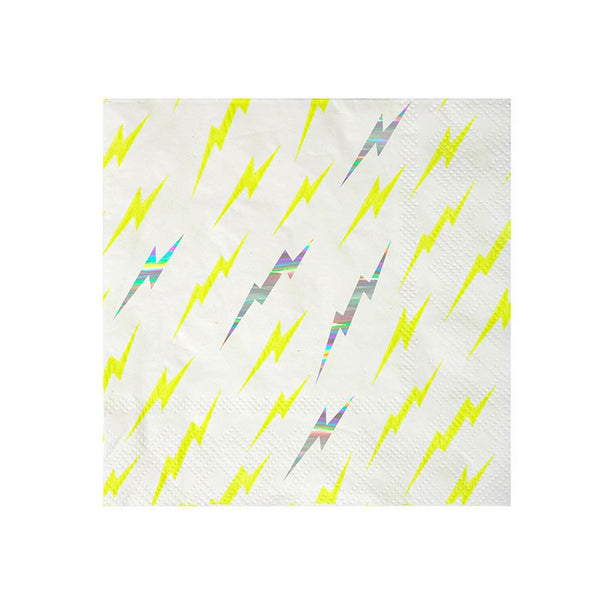 ZAP! SMALL NAPKINS <BR>(16 pack)